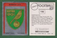 Norwich City Badge 198